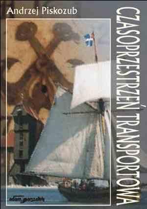 Czasoprzestrzeń transportowa - okładka książki
