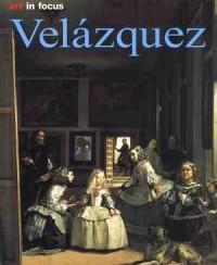 Diego Velazquez (w języku angielskim) - okładka książki