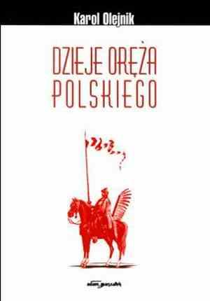 Dzieje oręża polskiego - okładka książki