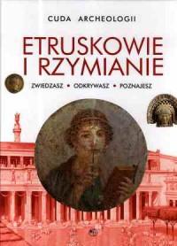 Etruskowie i Rzymianie - okładka książki