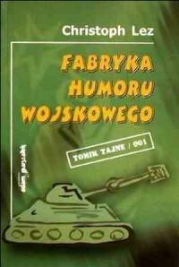 Fabryka humoru wojskowego - okładka książki