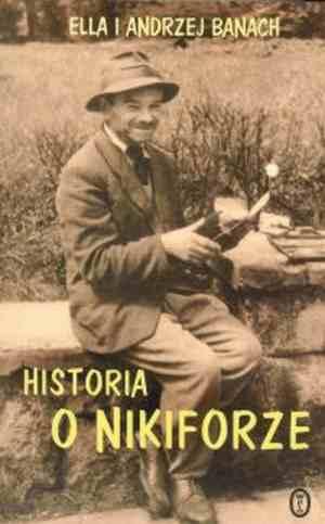 Historia o Nikiforze - okładka książki