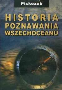 Historia poznawania Wszechoceanu - okładka książki