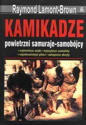 Kamikadze powietrzni samuraje-samobójcy - okładka książki
