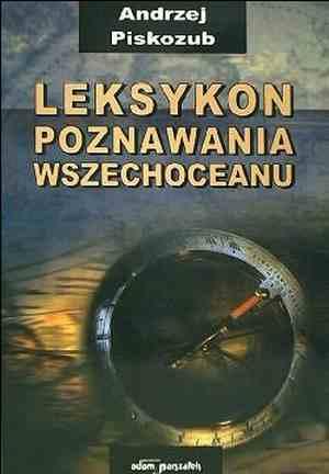 Leksykon poznawania Wszechoceanu - okładka książki