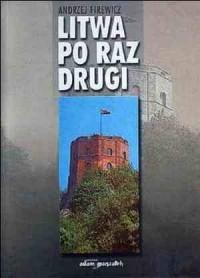 Litwa po raz drugi - okładka książki