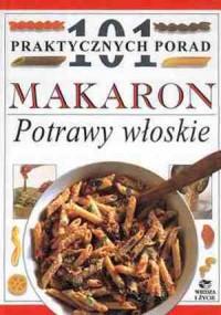 Makaron. Potrawy włoskie - okładka książki