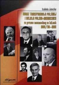 Obraz transformacji polskiej i relacji polsko-niemieckiej w prasie niemieckiej w latach 1989/90-1998 - okładka książki