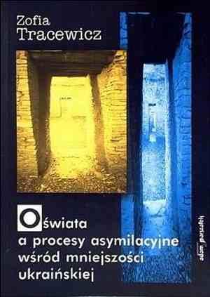 Oświata a procesy asymilacyjne - okładka książki