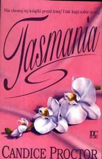 Tasmania - okładka książki