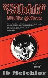 Wilkołaki Adolfa Hitlera - okładka książki