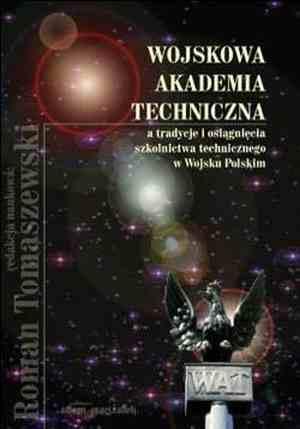 Wojskowa Akademia Techniczna a - okładka książki