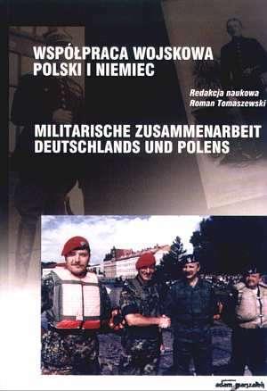 Współpraca Wojskowa Polski i Niemiec. - okładka książki