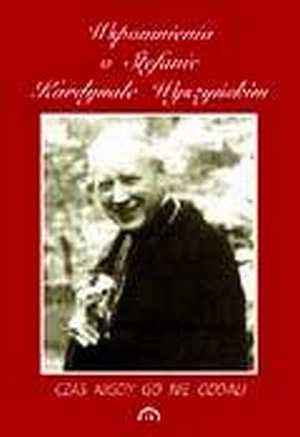 Wspomnienie o Stefanie Kardynale - okładka książki