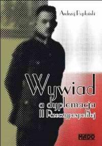 Wywiad a dyplomacja II Rzeczypospolitej - okładka książki