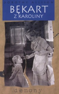 Bękart z Karoliny - okładka książki