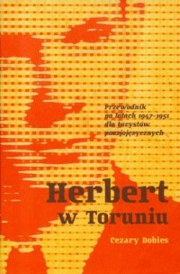 Herbert w Toruniu - okładka książki