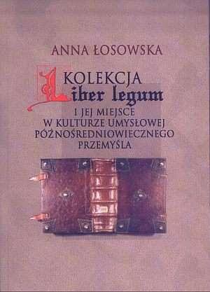 Kolekcja Liber legum i jej miejsce - okładka książki