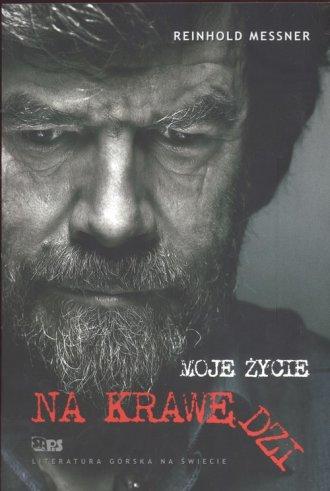 Moje życie na krawędzi (+ CD) - okładka książki