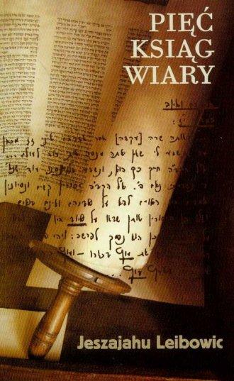 Pięć Ksiąg Wiary - okładka książki