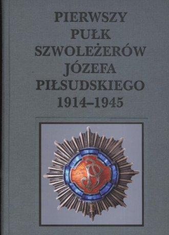 Pierwszy pułk szwoleżerów Józefa - okładka książki