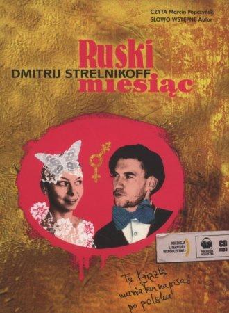 Ruski miesiąc (CD mp3) - pudełko audiobooku
