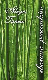 Zbieranie przecinków - okładka książki