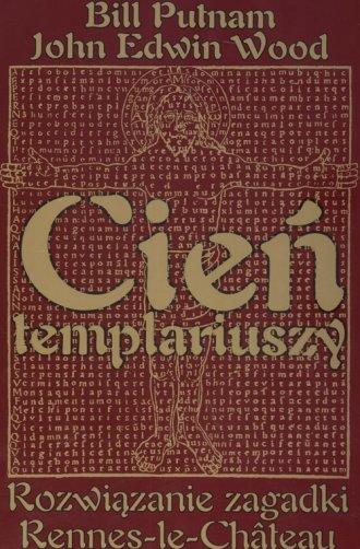 Cień templariuszy. Rozwiązanie - okładka książki