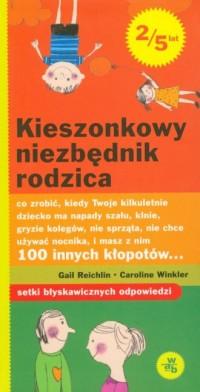 Kieszonkowy niezbędnik rodzica - okładka książki