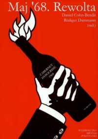 Maj 68. Rewolta - okładka książki