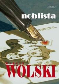 Noblista - Marcin Wolski - okładka książki