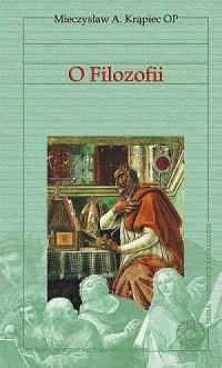 O Filozofii. Vademecum filozofii - okładka książki