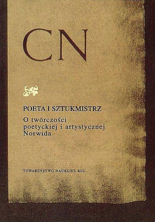 Poeta i sztukmistrz. O twórczości - okładka książki
