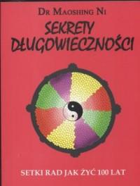 Sekrety długowieczności - okładka książki