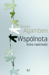 Wspólnota która nadchodzi - Giorgio - okładka książki