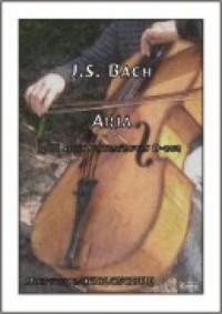 Aria (z III Suity orkiestrowej - okładka książki