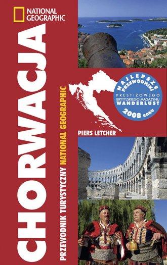Chorwacja. Przewodnik turystyczny - okładka książki