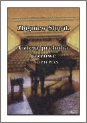 Cztery preludia jazzowe na Fortepian - okładka książki
