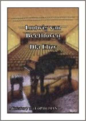 Dla Elizy (na fortepian) - okładka książki