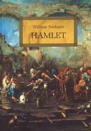 Hamlet. Lektura. Wydanie z opracowaniem - okładka podręcznika