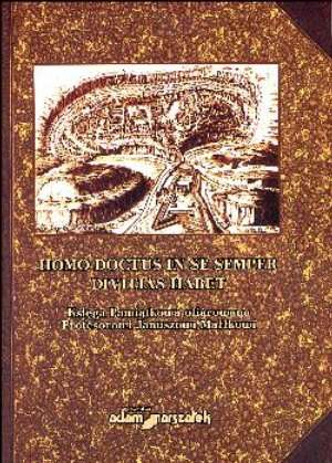 Homo doctus in se semper divitias - okładka książki