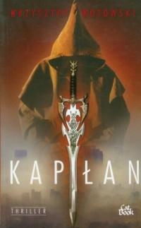 Kapłan - okładka książki