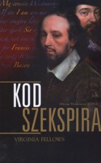 Kod Szekspira - okładka książki