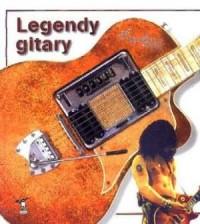 Legendy gitary - okładka książki