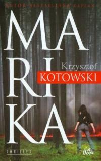 Marika - okładka książki