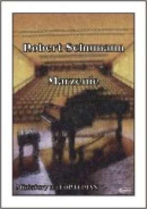 Marzenie (na fortepian) - okładka książki