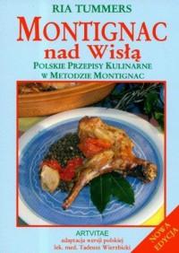 Montignac nad Wisłą - okładka książki