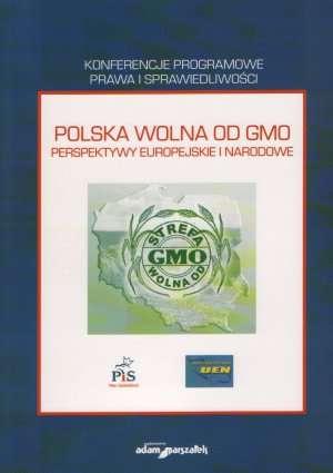 Polska wolna od GMO. Perspektywy - okładka książki