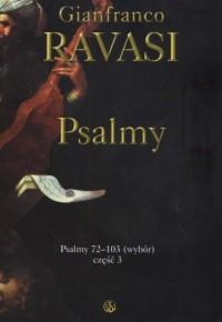 Psalmy (72 - 103) cz. 3 - okładka książki