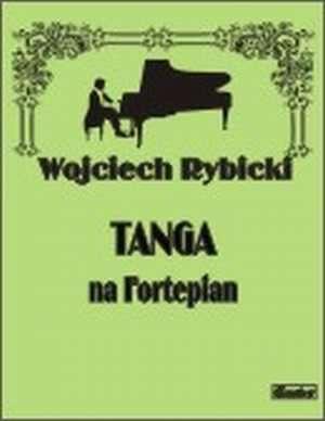 Tanga na Fortepian - okładka książki